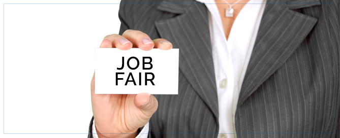 Job Fair at Georgia State