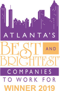 2019 Atlanta's Best & Brightest Winner