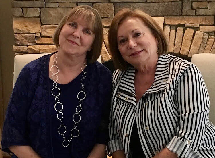 Co-founders of CTC- Patti Normand and Sherry McGhee